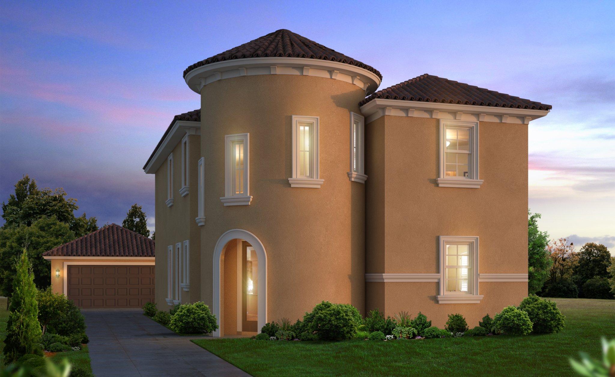 Model Home Spotlight Lucca Ici Homes In Ponte Vedra