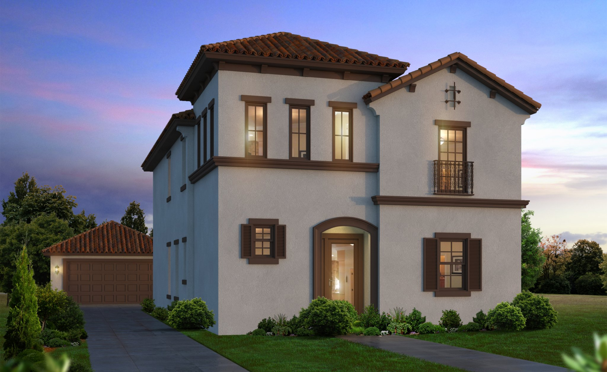 Lucca Rendering at Nocatee in Ponte Vedra