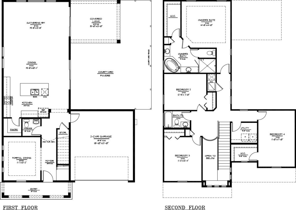 Ici homes floor plans gurus floor for Ici floor plans
