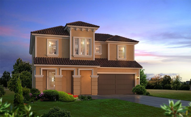 The Seville Rendering at Nocatee in Ponte Vedra