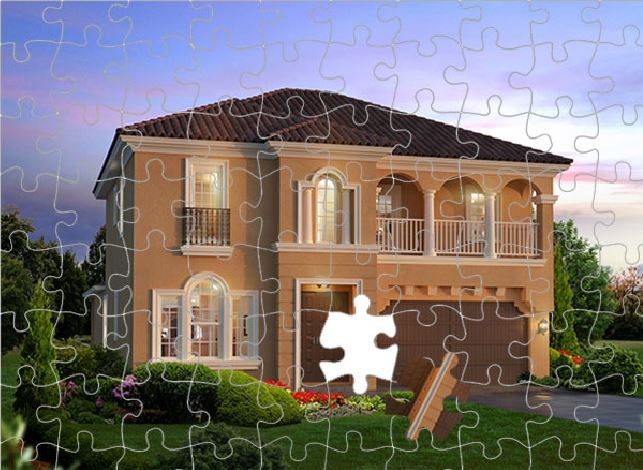 Siena Puzzle Pieces at Nocatee in Ponte Vedra