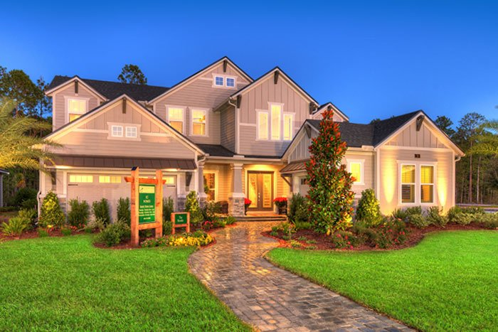 Twenty Mile Ici Homes In Ponte Vedra