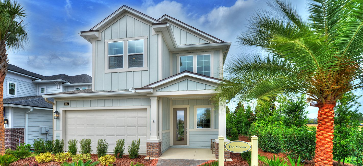 New Homes at Crosswater in Nocatee