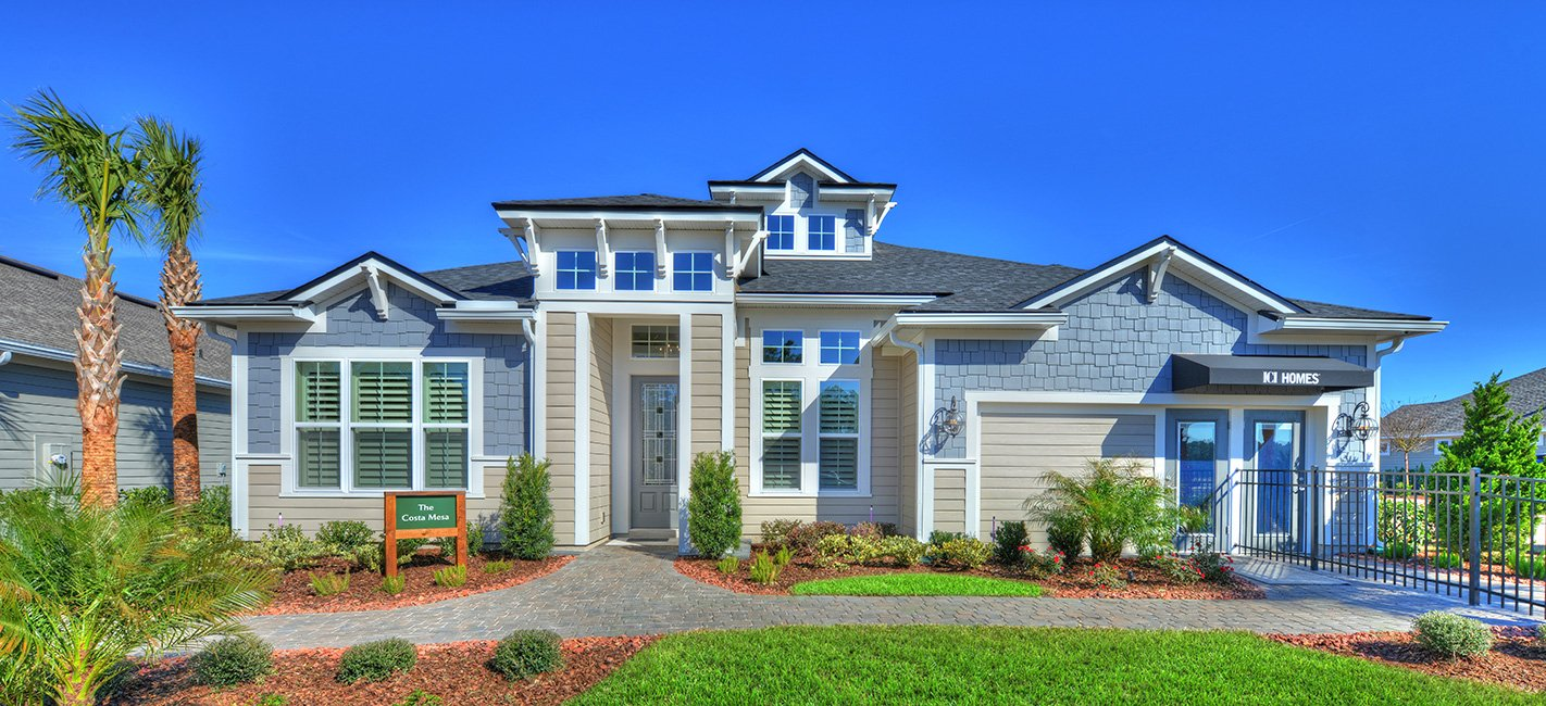New Homes at Timberland Ridge in Nocatee