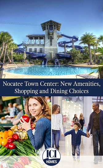 Nocatee Town Center: New Amenities, Shopping and Dining Choices