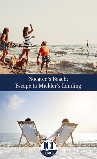 Nocatee's Beach: Escape to Mickler's Landing