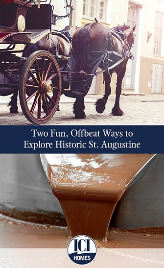 Fun, Offbeat Historic St. Augustine Tours