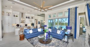 Egret VII Model Home - Nocatee House Hunting