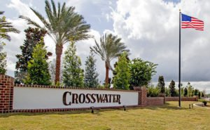Crosswater Sign