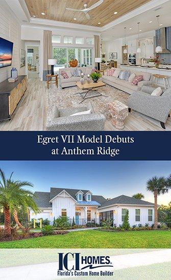 Egret VII Model Debuts at Anthem Ridge