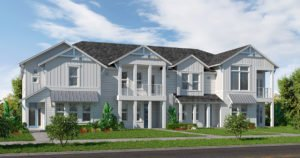 Convenience Alert: New ICI Homes Townhomes in Nocatee's West End Neighborhood